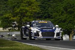 #14 GMG Racing Audi R8 LMS GT4: James Sofronas