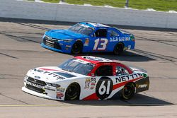 Kaz Grala, Fury Race Cars LLC, Ford Mustang NETTTS and Timmy Hill, Motorsports Business Management, Toyota Camry MBM Motorsports
