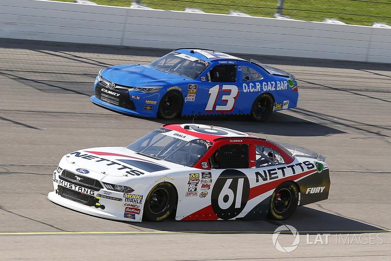 Kaz Grala, Fury Race Cars LLC, Ford Mustang NETTTS and Timmy