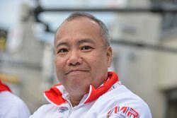 #70 MR Racing Ferrari 488 GTE: Motoaki Ishikawa
