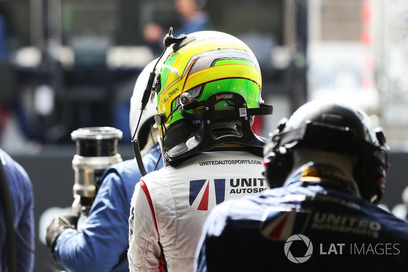 #32 United Autosports Ligier JSP217 Gibson: William Owen