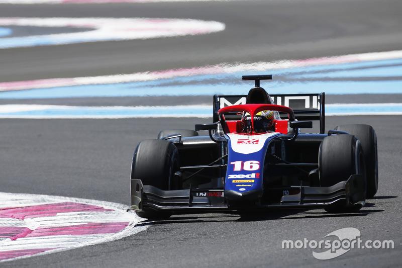 Arjun Maini ( F2 Paul Ricard)