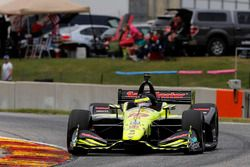 Josef Newgarden, Team Penske Chevrolet8