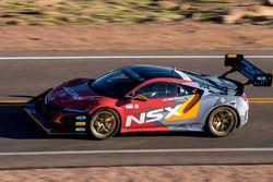 #902 James Robinson, Acura NSX