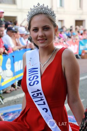 Miss Le Mans 2018