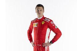 Пилот по развитию Ferrari Даниил Квят