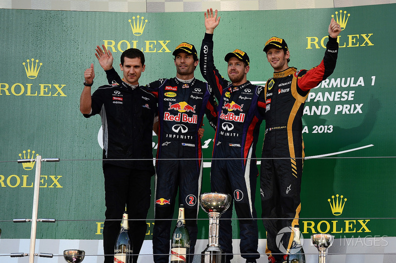 2013 Sebastian Vettel, Red Bull