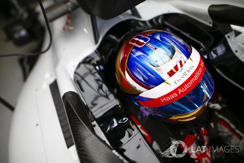 Monaco - Romain Grosjean