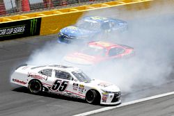 Brandon Hightower, J.P. Motorsports, Toyota Camry Jani-King