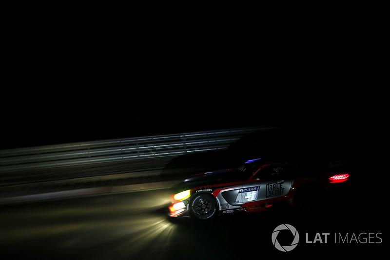 7. #47 Mercedes-AMG Team Mann Filter Mercedes-AMG GT3: Dominik Baumann, Edoardo Mortara, Renger van der Zande, Daniel Juncadella