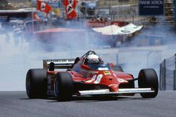 Дидье Пирони, Ferrari 126CK