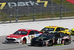 Kurt Busch, Stewart-Haas Racing, Ford Fusion Monster Energy / Haas Automation Paul Menard, Wood Brothers Racing, Ford Fusion Motorcraft / Quick Lane Tire & Auto Center