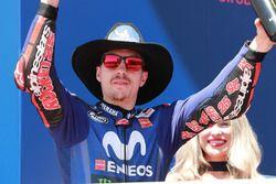Podyum: Maverick Viñales, Yamaha Factory Racing