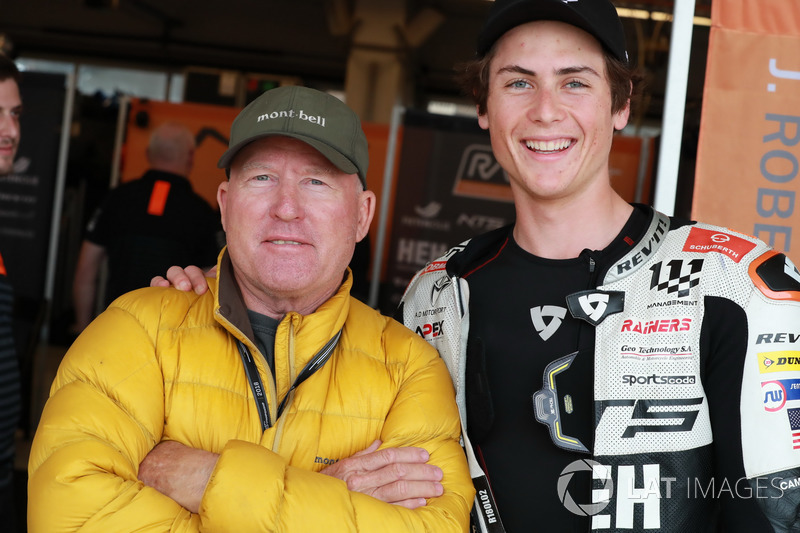 Kenny Roberts, Joe Roberts, RW Racing G