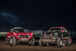 Le buggy et le 4x4 Mini John Cooper Works