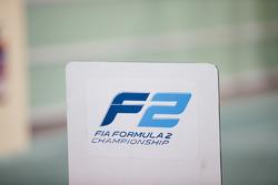 Le logo FIA Formula 2