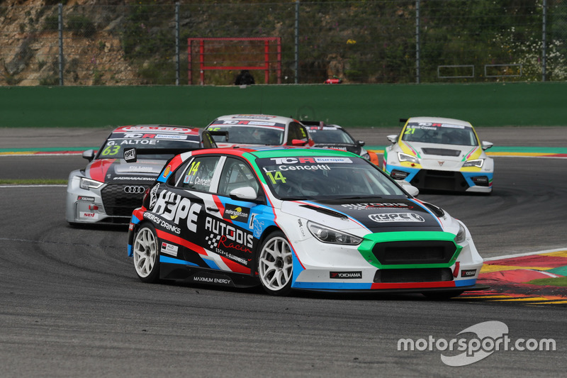 Loris Cencetti, Autodis Racing by Piro Sports Hyundai i30 N TCR