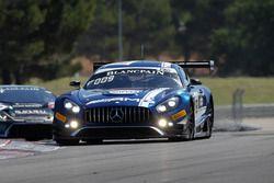 #88 Mercedes-AMG Team Akka ASP Mercedes-AMG GT3: Raffaele Marciello, Thomas Jäger, Adam Christodoulo