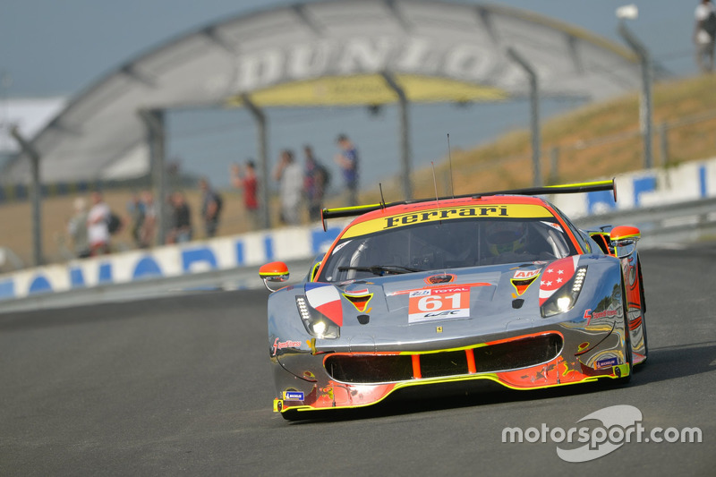 Clearwater Racing - Ferrari 488 GTE - GTE Am