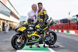 Danilo Petrucci, Pramac Racing con la speciale livrea Lamborghini