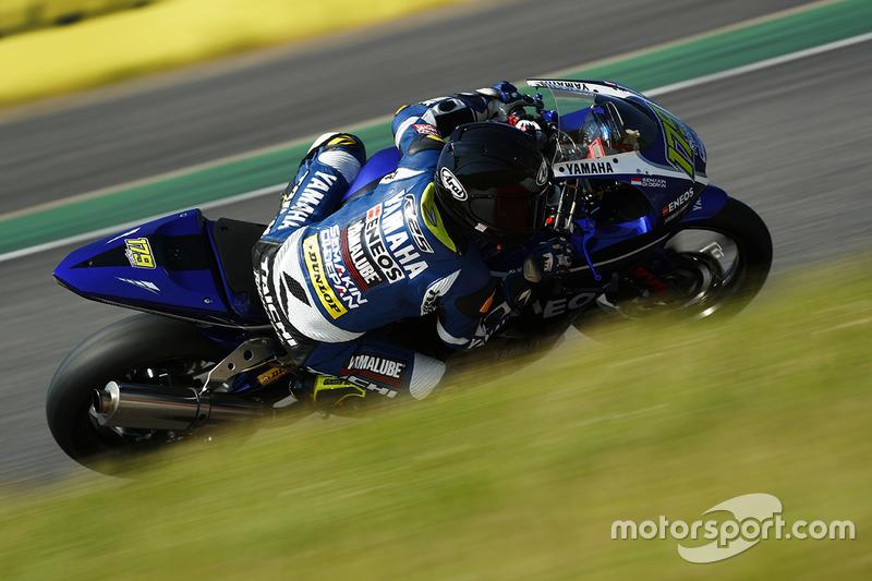 Richard Taroreh, Yamaha Racing Indonesia