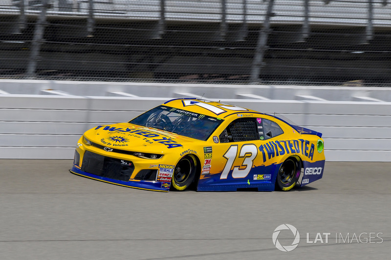 31. Ty Dillon, Germain Racing, Chevrolet Camaro Twisted Tea