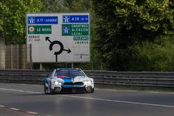 Антониу Феликс да Кошта, Александр Симс, BMW Team MTEK, BMW M8 GTE (№82)