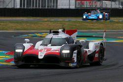 #8 Toyota Gazoo Racing Toyota TS050: Sébastien Buemi, Kazuki Nakajima, Fernando Alonso, Jose Maria L