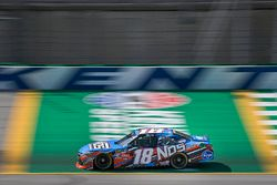 Kyle Busch, Joe Gibbs Racing, Toyota Camry NOS Energy Drink