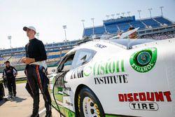 Austin Cindric, Team Penske, Ford Mustang Lasik Vision Institute