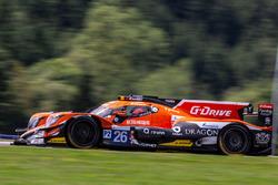 #26 G-Drive Racing Oreca 07 - Gibson: Roman Rusinov, Andrea Pizzitola, Jean Eric Vergne