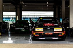Classic Ford Cosworth touring car