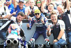 Yarış galibi Jorge Martin, Del Conca Gresini Racing Moto3