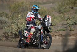 #49 Hero Motorsports Team Rally: CS Santosh