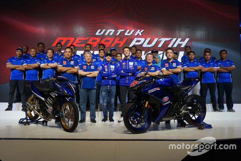 Tim Yamaha Indonesia 2018