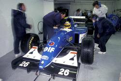 Mark Blundell, Ligier Renault JS39