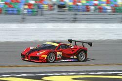 #122 Ferrari of Detroit Ferrari 488: Brian Simon