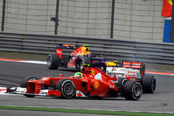 Фелипе Масса, Ferrari F2012