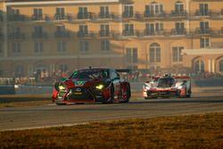 #15 3GT Racing Lexus RCF GT3, GTD: Jack Hawksworth, David Heinemeier Hansson, Sean Rayhall, #7 Acura