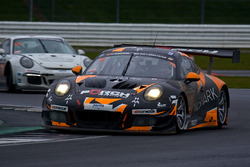 #29 Forch Racing Porsche 991 GT3 R: Zeljko Drmic, Patrick Eisemann, Robert Lukas