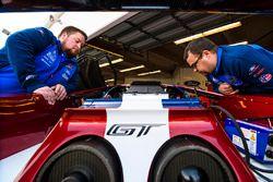 Mécaniciens Chip Ganassi Racing