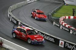 Sebastien Loeb en Colin McRae