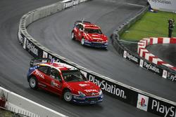 Sebastien Loeb y Colin McRae