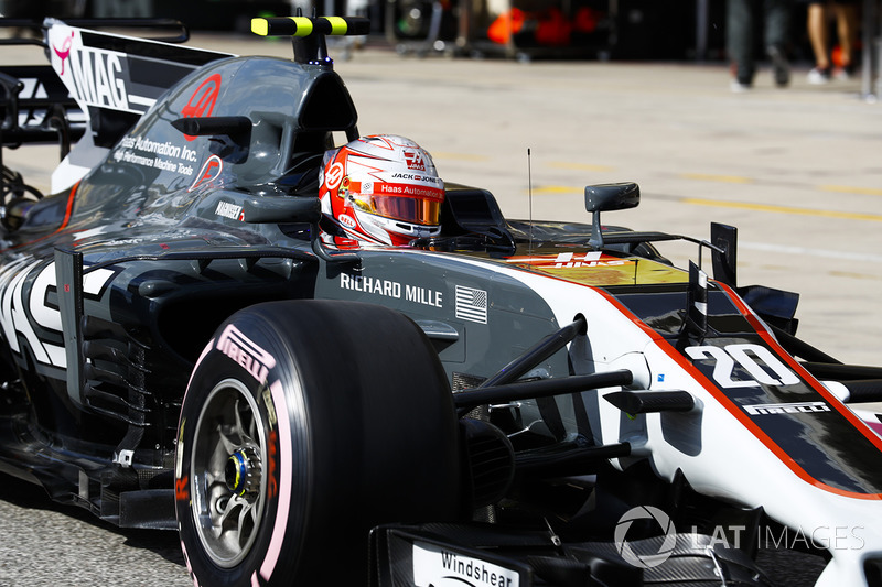 16e : Kevin Magnussen (Haas F1 Team)