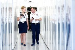 Paddy Lowe, Williams Martini Racing Formula 1