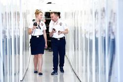 Paddy Lowe, Williams Martini Racing Formula 1