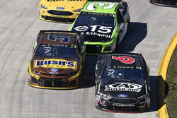 Trevor Bayne, Roush Fenway Racing, Ford Fusion AdvoCare, Chris Buescher, JTG Daugherty Racing, Chevr