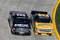 Dalton Sargeant, GMS Racing, Chevrolet Silverado Performance Plus Motor Oil, Harrison Burton, Kyle B