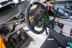 Prodrive GCK Renault Megane RS cokpit detail