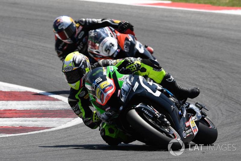 Yonny Hernandez, Pedercini Racing, Toprak Razgatlioglu, Kawasaki Puccetti Racing